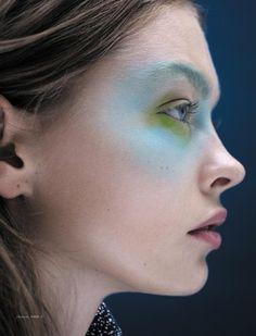 Beauty - Adriana Mockovciakova by Berengere Valognes