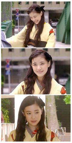 蒼井優 Japanese Kimono, Japanese Fashion, Yu Aoi, Face Proportions, Yukata Kimono, Face Images, Cute Japanese Girl, Asian Cute, Japan Girl