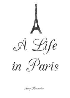 A Life in Paris
