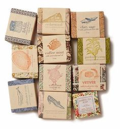 SAIPUA Soap Packaging