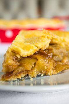Hace unos años publiqué en el blog la receta del Pie de Manzanas, ha pasado bastante tiempo de eso y la receta sigue siendo la misma, bueno, un poquito mejorada. Esta es una de las recetas favorita… Manzanas Enchiladas, Apple Pie, Food Porn, Cupcakes, Cooking, Sweet, Desserts, Link, Ideas