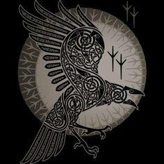 Great Odin's Raven