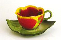 Expresso Tulip, Kullo Gård - Mustardseed and Moonshine: Kahvi- cappuccino- ja espressokupit
