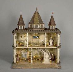 Chateau dollhouse