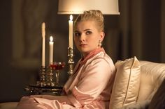 "Pin for Later: Scream Queens: Check Out Pictures From the Final, Freaky Halloween Episode ""Seven Minutes In Hell"""