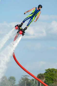 Flyboarding in Central Florida - Absolute Aqua Sports - Winter Haven