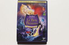 LA BELLA DURMIENTE  - ED. PLATINO 50 ANIVERSARIO - CLÁSICO DISNEY Nº 16 - 2 DVD