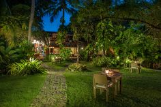 Pousada Toca da Coruja - Pipa, RN Pergola, Outdoor Structures, Patio, Outdoor Decor, Plants, Romance, Home Decor, First Night Romance, Couple