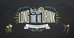 LONG time no DRINK! Das Event für Longdrink-Liebhaber! Bar