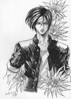 Kyo Kusanagi King Of Fighters, Printer, Games, Mini, Anime, Printers, Gaming, Cartoon Movies, Anime Music