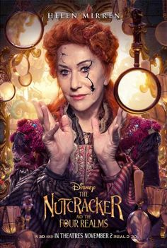 The Nutcracker and the Four Realms movie poster Fantastic Movie posters posters posters posters posters posters Posters Disney Films, Disney Pixar, Art Disney, Disney Villains, Disney Live, 2018 Movies, New Movies, Movies Free, Movies Online