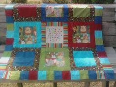 Specialty Baby Quilts By Threads Of Peace/Angel Carter