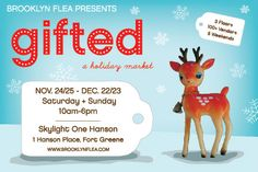 Gifted Holiday Market 1 Hanson Place, Fort Greene
