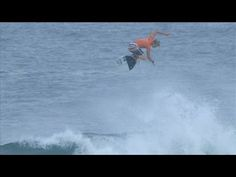 check this out. Besides amazing waves, incredible surfing too John John Florence: 10 Point Air - Oakley Pro Bali