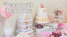 Presentación y planificación | #1 Mesa dulce para Baby Shower | Quiero C...