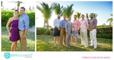 Sunshine, family, laughter and a picture perfect day at Seven Stars Resort in Turks and Caicos with Brilliant Studios.