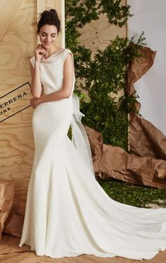 3a2cfce078c 19 Great Carolina Herrera Wedding Dresses images