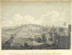 Memories of Parramatta in 1837 by Mr. John Taylor