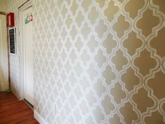 Revamp Homegoods: House to Home: Is That Painted Wallpaper Or Are You Just Happy To See Me? Kitchen Update
