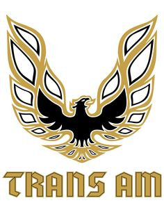 1978 trans am decal | ... 1978 Trans Am. The text logo is the front fender decal. Art created