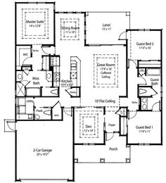 House Plans Dreamin 39 On Pinterest Floor Plans House
