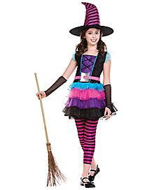 Still worrying over Witch Halloween 2016 costumes online  sc 1 st  Pinterest & Dizzy Lizzie Purple and Pink Monster Child Costume from Spirit ...