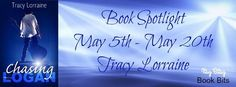 ~ ♣ ~ ♣ ~ ♣ ~ BOOK SPOTLIGHT ~ ♣ ~ ♣ ~ ♣ ~ Chasing Logan by Tracy Lorraine  BUY NOW: http://amzn.to/2qO3vvU Hosted by Itsy Bitsy Book Bits His voice is hypnotising,  His body mesmerising,  Shame about his attitude. Cole thought going on tour with the UK's most up and coming singer songwriter was going to be wild. Little did he know that the gossip about Chase's lifestyle of partying and girls was far from the truth. He's a moody musician with one hell of a sexy body but his personality and…