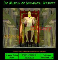The Museum of Unnatural Mystery