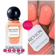 Esmalte com cheirinho delicioso!!! Revlon Parfumerie Apricot Nectar Encomendas: www.fancystyle.com.br fancystylebrasil@gmail.com (85)4042449 Entrega e envio de produtos a partir do dia 29 de Setembro de 2014 #fancystyle #vemserfancy #comprasonline #importados #importados #revlon #esmalte #coral