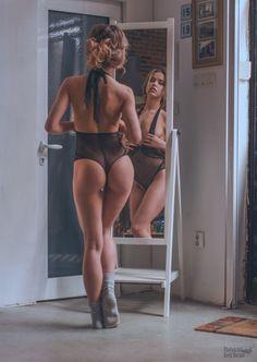 The mirror by Kjetil Barane