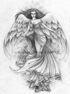 Angel Tattoo Designs.