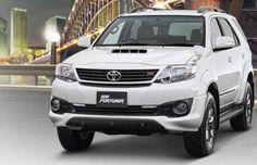 2015 Toyota Fortuner SUV Specs and Price