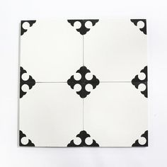 cross encaustic cement tile is a pattern of diminutive crosses repeating throughout a simple format. this clean and elegant approach produces an austere pattern with a gothic vibe. sounds irresistible