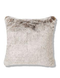 Faux Fur Cushion | M&S