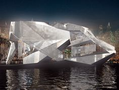 Arch2o-Long Island Cinema Centre Competition-Various Architects (2)