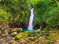 Top 10 things to do in Grenada | The so-called Spice Island is an eco-lover's paradise complete with sugar-white sandy beaches, lush rainforests, wildlife sanctuaries and prolific spice plantations. We discover the top 10 things to do in Grenada - the laid-back Caribbean hotspot