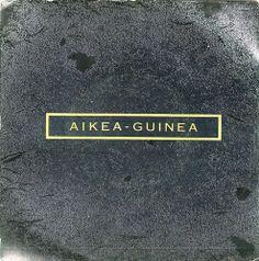 "Cocteau Twins ""Akia-Guinea"" Design: Vaughan Oliver (23 Envelope)"