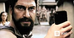 Watch Your Favorite Movie Characters Take Selfies At Their Most Famous Scenes