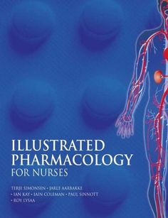 Illustrated Pharmacology for Nurses Pdf Download e-Book