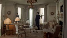And Then There Were None (miniseries) – smallrooms® My Brilliant Career, Philip Lombard, Then There Were None, Grove Farm, All White Room, British American, Art Deco Home, Great Lengths, Poldark