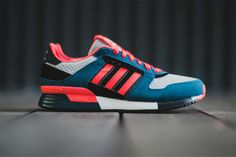 new style 38c41 90f05 ... coupon code for adidas originals zx 630 blue red zest . 11c68 de298