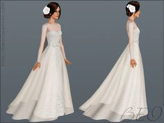Wedding dress 28 by BEO *Donation