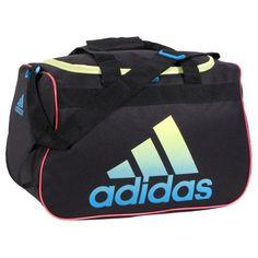 TOPSELLER! adidas Diablo Small Duffel Bag, Black... $19.99