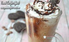 Çikolatalı Frappuccıno Tarifi Frappuccino, Pudding, Desserts, Food, Meal, Custard Pudding, Deserts, Essen, Hoods