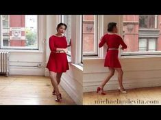 Lindy Hop Swivel Exercise with Evita Arce - YouTube