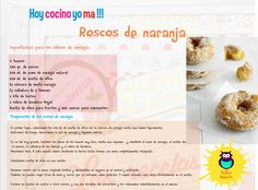 rosquitas Place Cards, Place Card Holders, Cookies, Food, Bagels, Home Workshop, Crack Crackers, Biscuits, Cookie Recipes