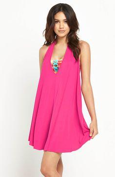 Sukienka plażowa marki Resort, idealna na plażę i upalne dni. 135 zł na http://www.halens.pl/moda-damska-sukienki-5818/sukienka-plazowa-568406?imageId=378287&variantId=568406-0005