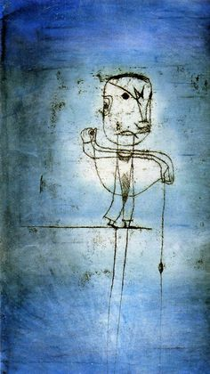 Paul Klee, The Angler: seen at Neue Gallery's current exhibition on Degenerate Art Kandinsky, Watercolor Paintings Abstract, Abstract Art, Painting Art, Watercolor Artists, Art Dégénéré, Paul Klee Art, Degenerate Art, Francis Picabia