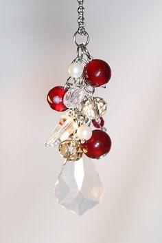 Smykke: Fest. Ornament Wreath, Ornaments, Fest, Jewlery, Wreaths, Home Decor, Decoration Home, Jewerly, Door Wreaths