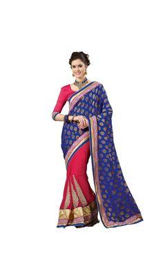 Designer Saree Upto 50% OFF + Extra Rs 300 OFF - http://www.grabbestoffers.com/coupon/designer-saree-upto-50-extra-rs-300/